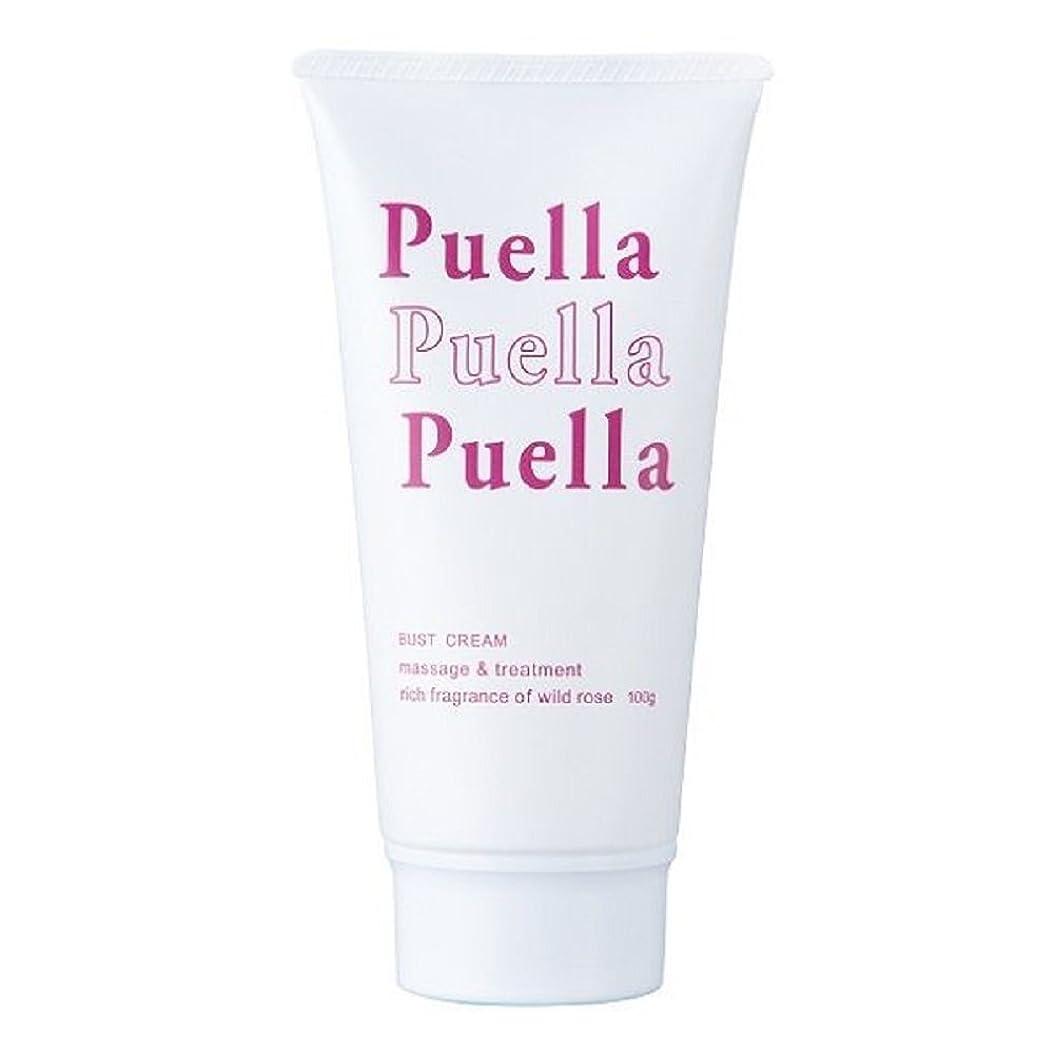 機関どこ吸収するPuella プエルラ バスト用クリーム