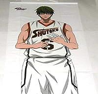 黒子のバスケ 等身大タペストリー 緑間真太郎