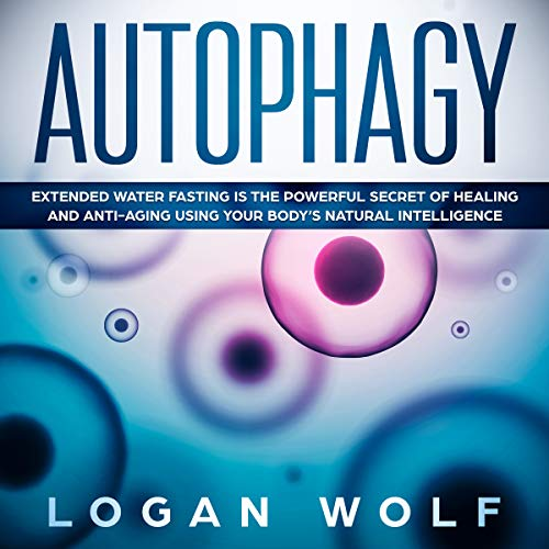 Autophagy     Extended Water Fasting Is the Powerful Secret of Healing and Anti-Aging Using Your Body's Natural Intelligence              By:                                                                                                                                 Logan Wolf                               Narrated by:                                                                                                                                 Timothy Brandolino                      Length: 1 hr and 30 mins     64 ratings     Overall 3.9