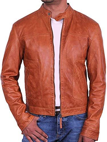 Designer Mens Leather Jackets