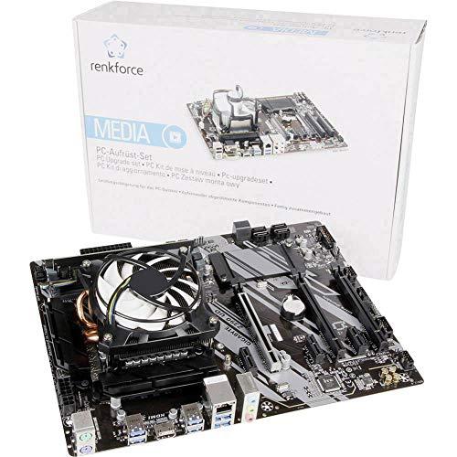 Renkforce PC Tuning Kit, I5-9600K, 8GB