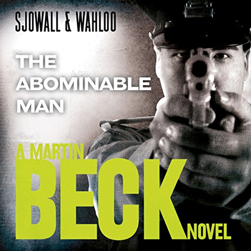 The Abominable Man cover art