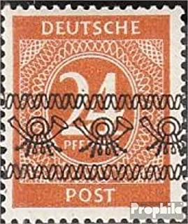 Bizonal (Allied Cast) 60I tested 1948 Spirula (Volume printing) (Stamps for collectors)