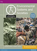 Pearson Baccalaureate Environmental Systems and Societies print and ebook bundle