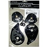 Casco hj-25casco Shield/visera para juego de Gear plato R-Pha Max Bike Racing motocicleta casco Accesorios–fabricado en Corea