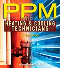 Practical Problems in Mathematics for Heating and Cooling Technicians (Practical Problems In Mathematics Series) 6th edition by DeVore, Russell B. (2012) Paperback