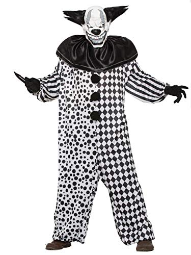 Forum Evil Al The Clown Costume Standard (STD)