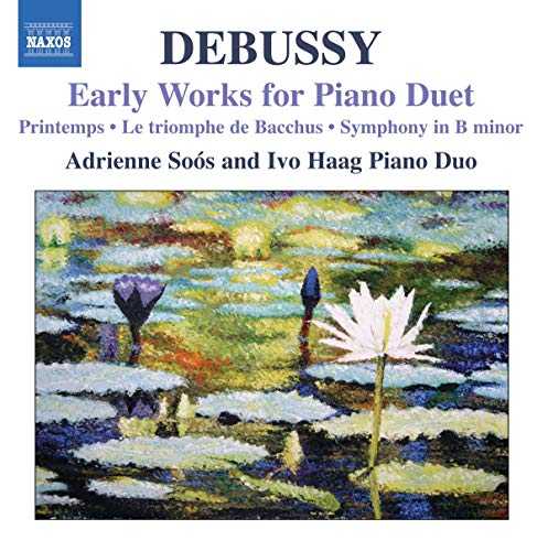 Adrienne Soos, Adrienne/Haag, Ivo - Early Works For Piano Duet