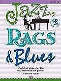 Jazz, Rags & Blues 4 (Buch & CD)...
