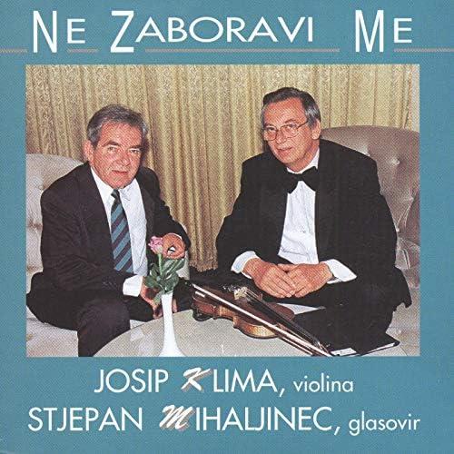 Josip Klima & Stjepan Mihaljinec