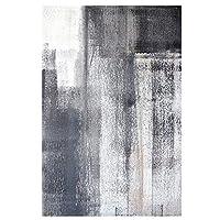 ミニマリストの写真は、クリエイティブ・ブラックとホワイトキャンバス抽象絵画を印刷プロップウォールアートリビングオフィスのベッドルームインテリア、ノーフレームを想像してみて,B,40×60cm