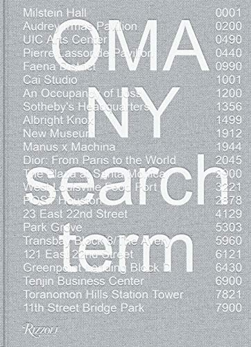 Compare Textbook Prices for OMA NY: Search Term  ISBN 9780847869206 by Shigematsu, Shohei,Long, Jason,Abloh, Virgil,Byrne, David,Waters, Alice