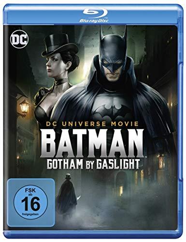Batman: Gotham by Gaslight [Blu-ray]