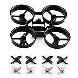 kingtoys® Drone Pezzi di Ricambio Eliche Props con Telaio e Blade per JJRC H36 Eachine E010 Micro Drone,...