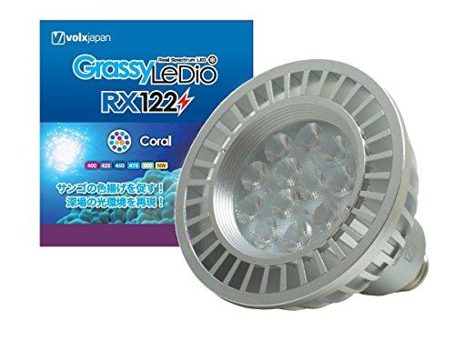 ボルクスジャパン GrassyLeDio(グラッシーレディオ) RX122 コーラル