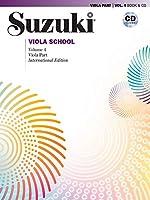 Viola Part Volume 4 (Suzuki Viola School)