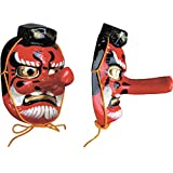 Japanese Tengu Mask/Ideal Mask for Halloween, Cosplay, Costume Party