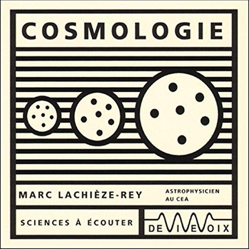 Cosmologie audiobook cover art