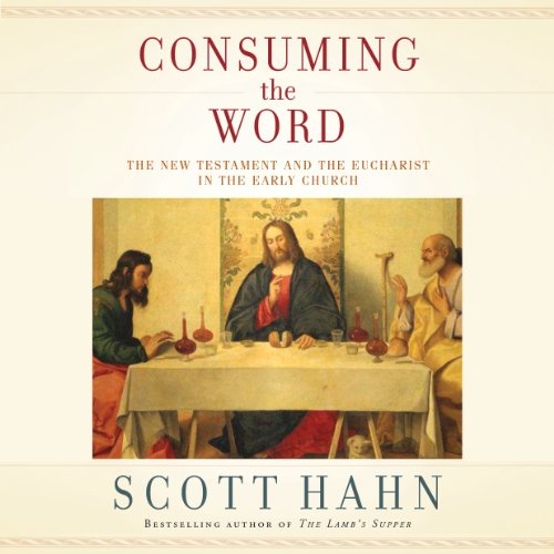 Consuming the Word audiobook cover art