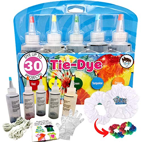 Tie Dye Kit could make a great answer to what to get teenage girl for Christmas
