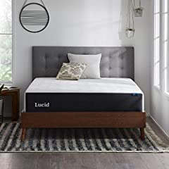 This mattress features a 12 inch plush feel ideal for side and back sleepers that prioritize a plush feel above all else The top layer of foam offers a plush and supportive feel that conforms to the body to ease pressure points without leaving lastin...