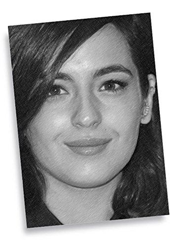 ALANNA MASTERSON - ACEO Sketch Card (Signed by the Artist) #js001