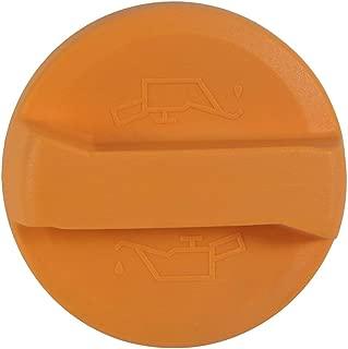 Candybarbar Tappo di riempimento in plastica per Opel per Astra per Combo per Corsa Meriva Vectra Zafira 1995 Durevole Giallo