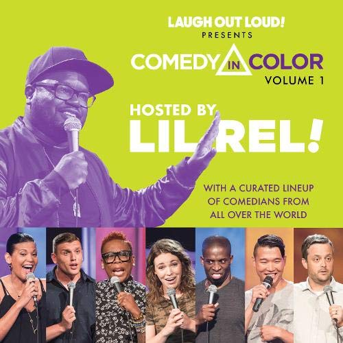 Comedy in Color, Volume 1 Audiobook By Laugh Out Loud cover art