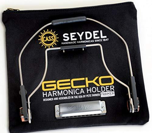 Seydel GECKO Mundharmonika Halter 950000 - Messeneuheit