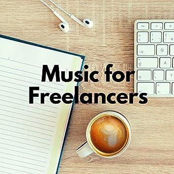 Concentration Music for Freelancers: Instrumental Jazz