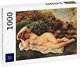 Lais Puzzle Pierre-Auguste Renoir - Bañistas, durmiendo (La Esposa del Panadero) 1000 Piezas