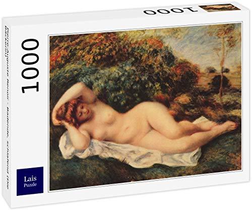Lais Puzzle Pierre-Auguste Renoir - Badende, schlafend (Die Bäckerin) 1000 Teile