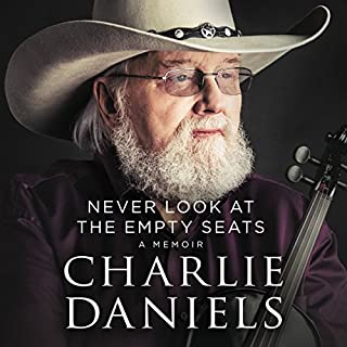 Never Look at the Empty Seats cover art