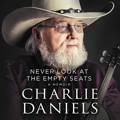 Never Look at the Empty Seats audiobook cover art