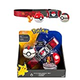 Pokemon Pokeball Cinturón Charmander Figura De Acción Monstruo De Bolsillo Monstruo De Batalla Juguetes para Niños Regalo 4Cm