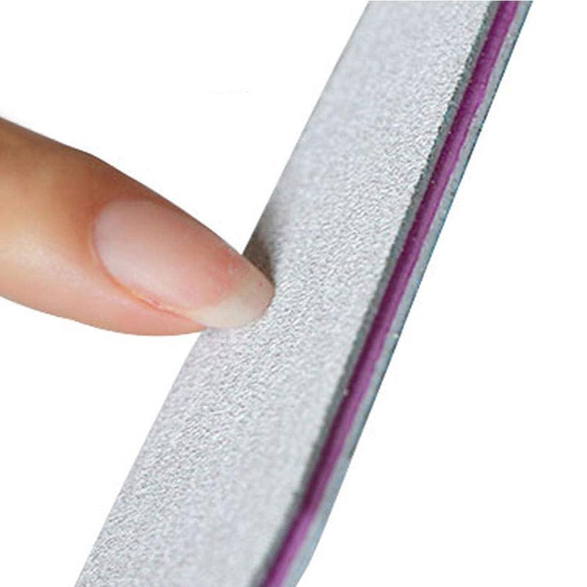 階層アジャ西SILUN 爪磨き ネイルシャイナー ネイルファイルウォッシャブル両面タイプ エメリーボード ネイルアート ネイル道具