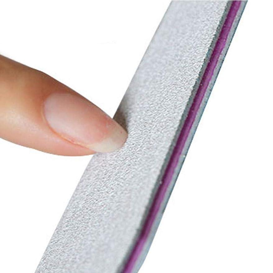 吸収する口頭モスSILUN 爪磨き ネイルシャイナー ネイルファイルウォッシャブル両面タイプ エメリーボード ネイルアート ネイル道具