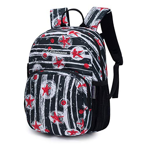 Mountaintop Mini Backpack Kinderrugzak, schoolrugzak, kleuterschooltas, 24 x 31 x 14,5 cm
