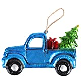 TENDYCOCO Christmas Pickup Truck Ornament...