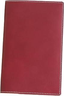 (ブラン・クチュール)BlancCouture 本革手帳カバー「ジブン手帳」サイズ用カバー/国産フルタンニンドレザー(ボルドーレッド)
