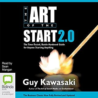 The Art of the Start 2.0 Titelbild
