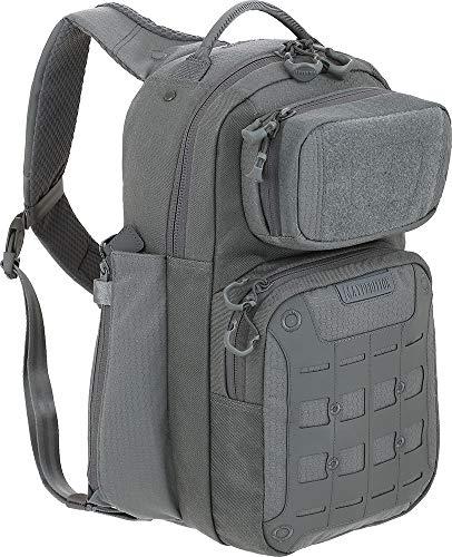 Gridflux v2.0 Ergonomic Sling Pack, Gray, Medium