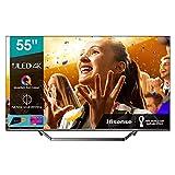 Hisense ULED 2020 55U71QF - Smart TV 55' Resolución 4K, Quantum Dot, FALD,...