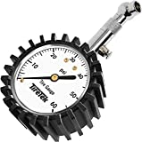 TireTek Tire Pressure Gauge 0-60 PSI - Tire Gauge for Car, SUV, Truck...