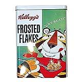Preis am Stiel Aufbewahrungsdose ''Kelloggs'' Frosted Flakes   Vorratsdose   Küchen Zubehör   Metalldose   Cornflakes Dose