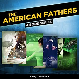 The American Fathers cover art