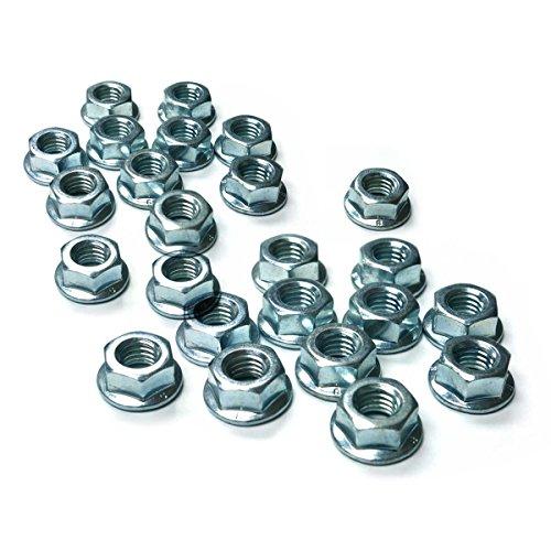Husqvarna 503220001 Bar Nuts 24 Pk for Chain Saws