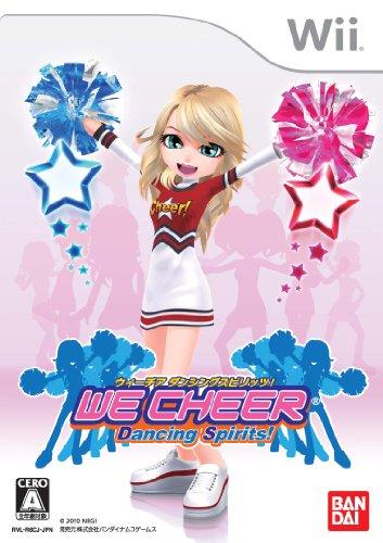 We Cheer: Dancing Spirits![Import Japonais]