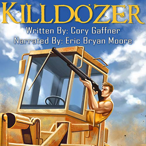 Killdozer  By  cover art