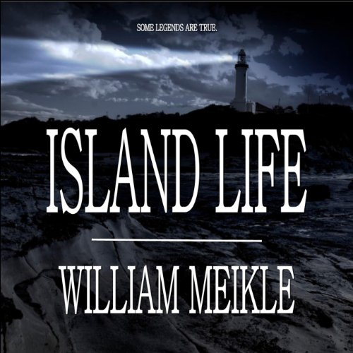 Island Life audiobook cover art